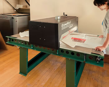 T Shirts to Medical Trays, How to Match a Conveyor Dryer to