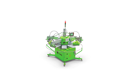 ROQPRINT NANO Automatic Screen Printing Press