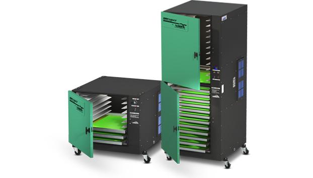 Dri Vault Screen Drying Cabinet
