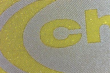 Chromaline DZ 343 - 305 yellow mesh