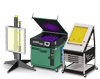 Screen Printing Exposing Units and Drying Cabinets