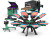 Complete Screen Printing Shop Packages