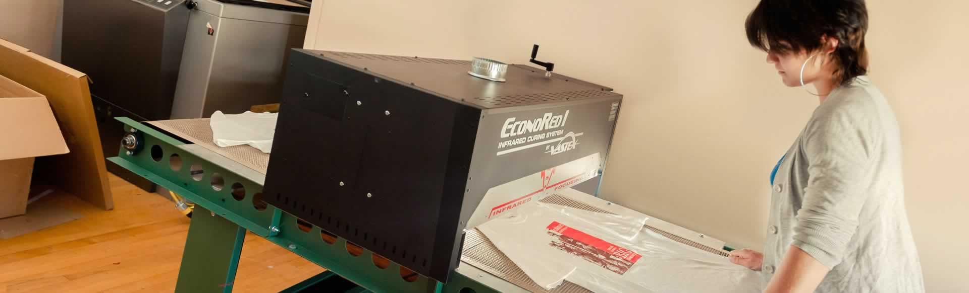 Screen Printing Equipment, Screen Printing Supplies, Screen