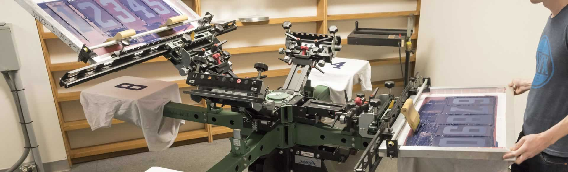 Sign Printer Turned Apparel Printer Handles High Growth with Equipment Upgrades